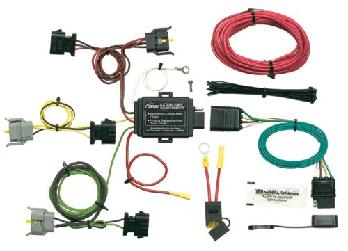 Hopkins 40315 Plug-In Simple Vehicle Wiring Kit ()