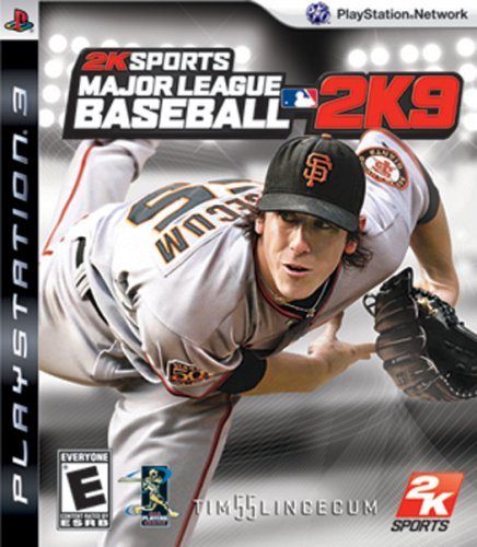 Major League Baseball 2K9 - Playstation 3 (Dakine Shopper)