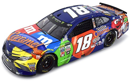 usch 2017 Pocono Win M&M's Caramel Raced Version NASCAR Diecast 1:24 Scale ()