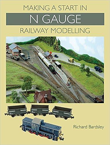 Making a Start in N Gauge Railway Modelling: Richard