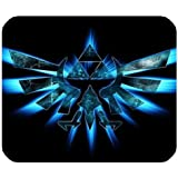 Durable Office Accessory Rubber Mousepad Mat,The Legend of Zelda Mouse Pad,Funny