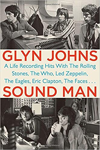 Image result for glyn johns sound man