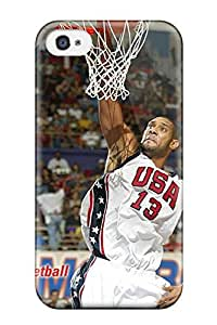 EeeUnvb3223XGgYf Snap On Case Cover Skin For Iphone 4/4s(tim Duncan)