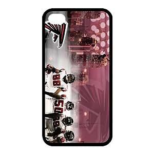 Custom Atlanta Falcons NFL Back Cover Case for iphone 5c JN5c-1197