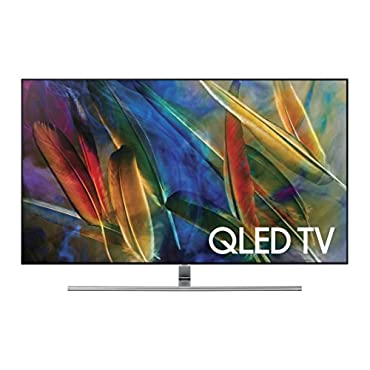 Samsung QN75Q7F 75 4K Ultra HD Smart QLED TV (2017 Model)