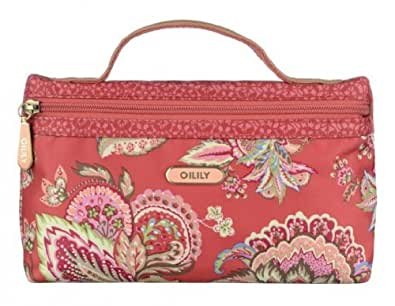 Oilily Summer Flowers S Pouch Rose