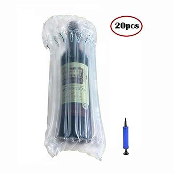 Amazon.com: Bozoa - Funda de cojín hinchable para botella de ...