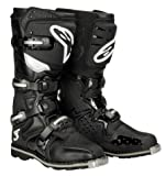 Alpinestars Tech 3 All Terrain Men's MX Motorcycle Boots - Black / Size 6