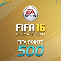 EA Sports FIFA 16 - 500 FIFA Points - PS3 [Digital Code]