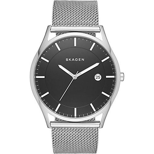 Skagen-Mens-SKW6284-Holst-Stainless-Steel-Mesh-Watch