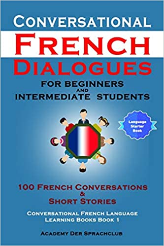 Buy Conversational French Dialogues for Beginners and