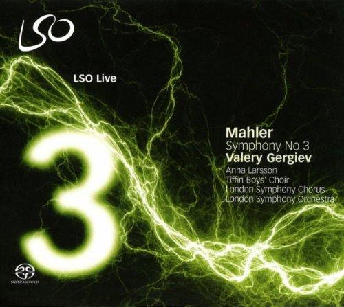 SACD : Valery Gergiev - Symphony No. 3 (Hybrid SACD, 2 Disc)
