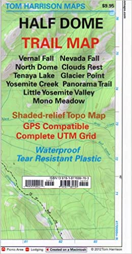 Half Dome: Glacier Point, Yosemite Creek, Tenaya Lake, Little ... on atlanta trail map, maxwell falls trail loop map, windsor trail map, glacier national park trail map, kentucky trail map, glencoe trail map, dead horse point trail map, zion national park trail map, acadia national park trail map, yosemite trail guide, highland trail map, half dome trail map, kulshan trail map, bell trail map, yosemite ten lakes trail, whittier trail map, yosemite hat, black canyon of the gunnison trail map, hollywood trail map, west seattle trail map,