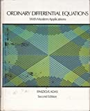 Ordinary Differential Equat W /mod Apps, Finizio, Norman and Ladas, Gerasimons, 0534008984