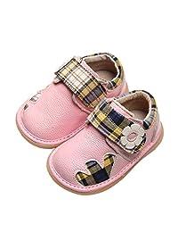 iFANS Baby Girls Princess Flat Non-Slip Sandals Kids Toddler Oxford