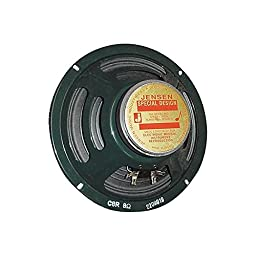 Jensen C8R 25W 8'' Replacement Speaker 4 Ohm