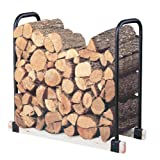 Landmann USA 82424 Adjustable Firewood Rack, Upto 16-Feet Wide
