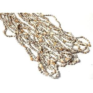 seashell leis