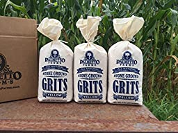 Palmetto Farms Yellow Grits 3 Pack