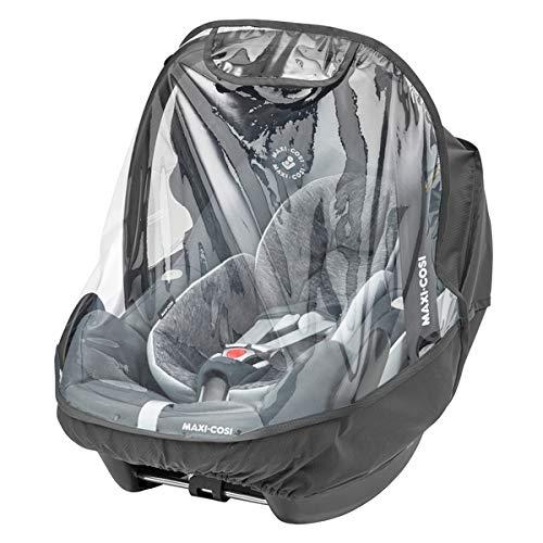 passend f/ür Baby Autositzen wie Rock Cabriofix und auch Babyschalen anderer Marken Maxi-Cosi 8694940110 Universal Regenschutz f/ür Babyschale transparent Citi Pebble und Pebble Plus 210 g