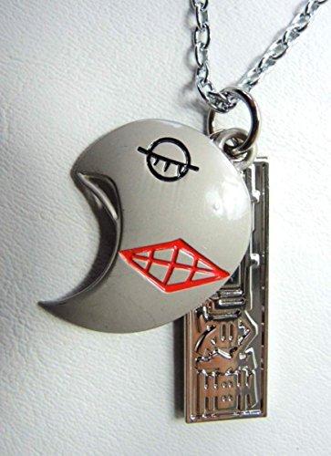 Tokyo Ghoul Shuu Tsukiyama Mask pendant necklace