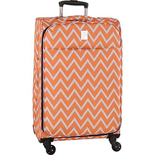 jenni-chan-aria-madison-25-inch-spinner-luggage-orange-one-size