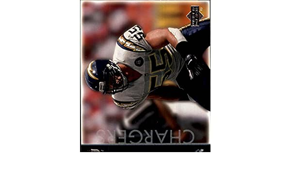 7914229bcd Amazon.com: 2001 UD Game Gear #76 Junior Seau: Collectibles & Fine Art