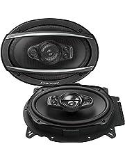سماعات للسيارة بيضاوية الشكل بها 5 اتجاهات للصوت TS-A6970F من بايونير
