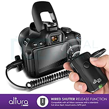 Altura Photo Professional Flash Kit For Nikon Dslr - Includes: I-ttl Flash (Ap-n1001), Wireless Flash Trigger Set & Accessories 15