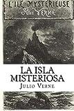 la isla misteriosa julio verne spanish edition