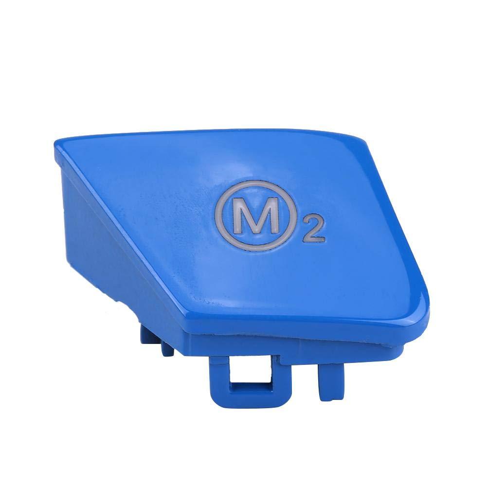EBTOOLS Pulsante dellinterruttore del volante 1 paio di interruttori per auto M1 M2 Interruttore di modalit/à per M3 M4 F80 F82 F83 rosso