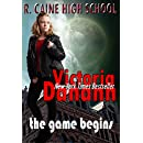 THE GAME BEGINS: An Introduction (R. Caine High School Book 1)