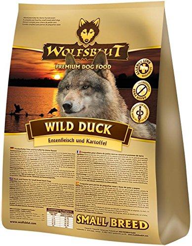 Gutes Hundefutter bekommen Sie bei der Marke Wolfsblut.