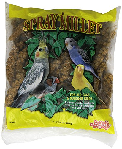 Living World Spray Millet,17.6.
