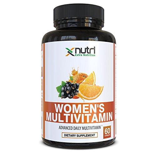 XNutri - Women's Advanced Daily Multivitamin - 60 Capsules