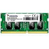 ADATA ノート用増設メモリ PC4-17000 DDR4-2133 4GB 無期限保証 AD4S2133W4G15-R