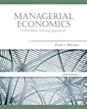 img - for Managerial Economics: A Problem-Solving Approach (MBA Series) book / textbook / text book