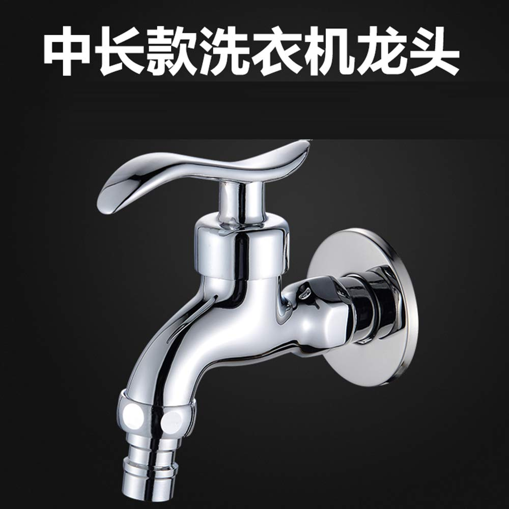 NANA318 StainlessBathroom Sink Taps Steel Kitchen Sink Taps Mixers 787º Swivel SpoutSingle Lever