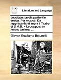 Leucippo, Giovan Gualberto Bottarelli, 1170518478