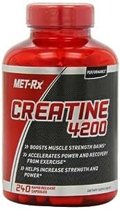 MET-Rx® Creatine 4200, 240 count