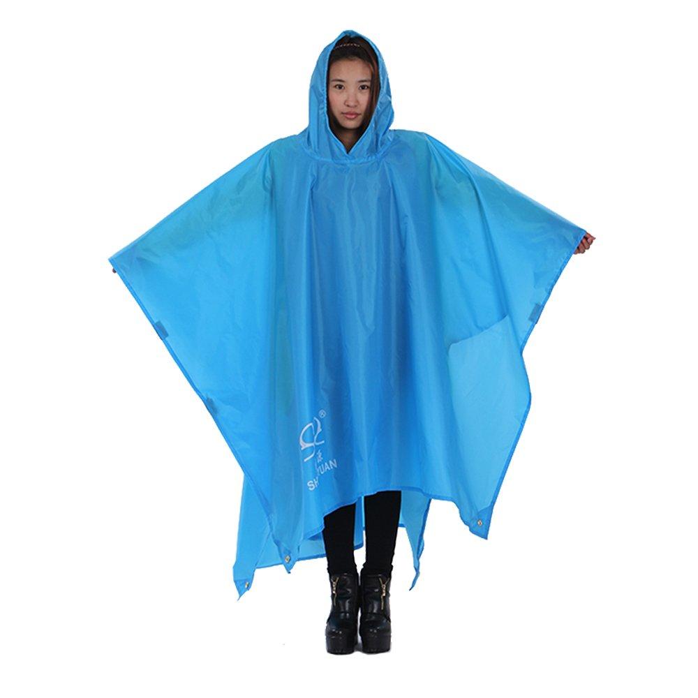lightweight rain poncho