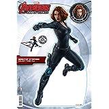Aquarius Avengers 2 Black Widow Desktop Standee