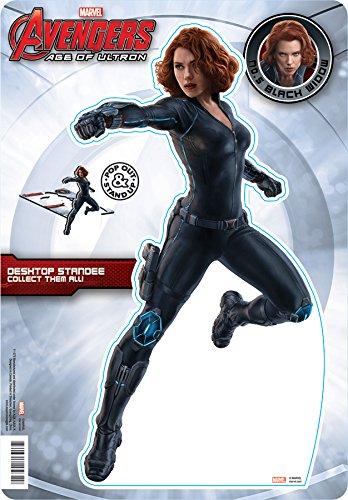 Aquarius Avengers 2 Black Widow Desktop Standee -