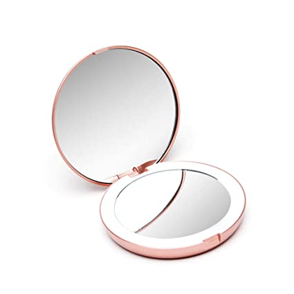 f70c8f5b9 Fancii Espejo de Maquillaje con Luz LED Natural - Espejo Iluminado con LED  de Luz Diurna