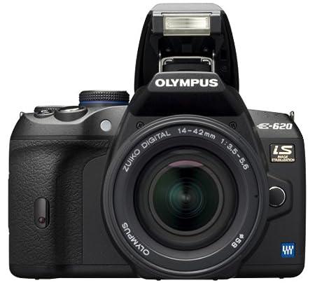 Olympus E-620 + Zuiko Digital 14-42mm f3.5-5.6 Cámara Réflex ...