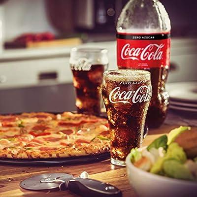 Coca-Cola Zero Azúcar Botella - 2 l (Pack de 4): Amazon.es: Alimentación y bebidas