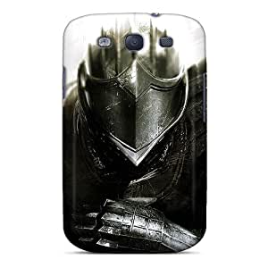 High Quality Shock Absorbing Cases For Galaxy S3-dark Souls Elite Knight