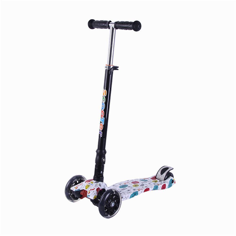 SVNA Kinderwagen mit Vier Rädern, verstellbares Lifting-Fahrrad, viele für Kinder geeignete Modelle,A