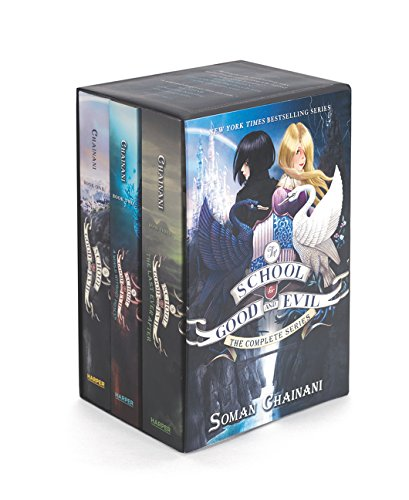 School Good Evil Paperback Box product image