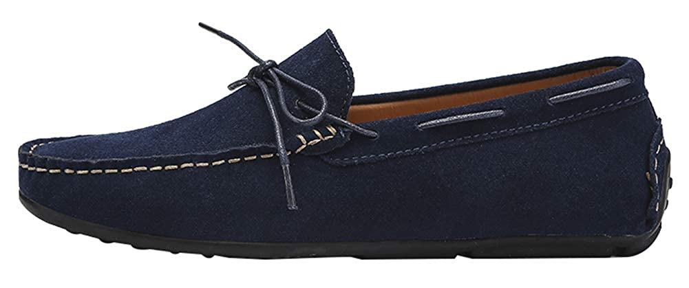 Icegrey Mens Casual Slip On Driving Loafers Flat